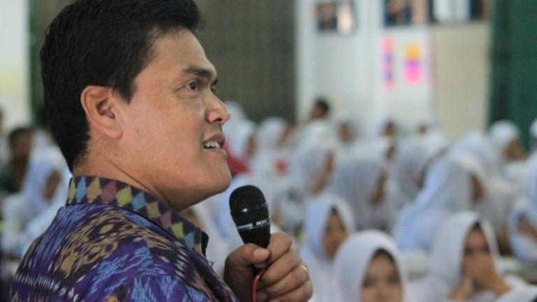 Lulusan SMK Muhammadiyah Purwodadi Harus Siap Kerja