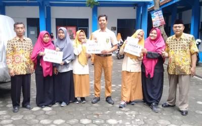 Bridge Building Contest SMK Muhammadiyah Purwodadi