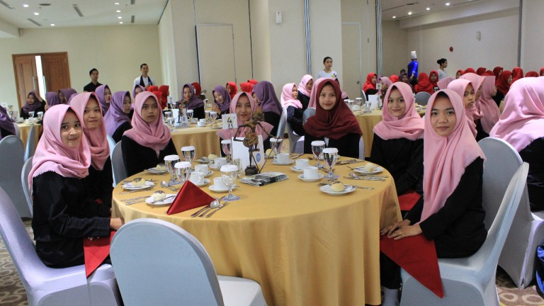 Table Manner SMK Muhammadiyah Purwodadi
