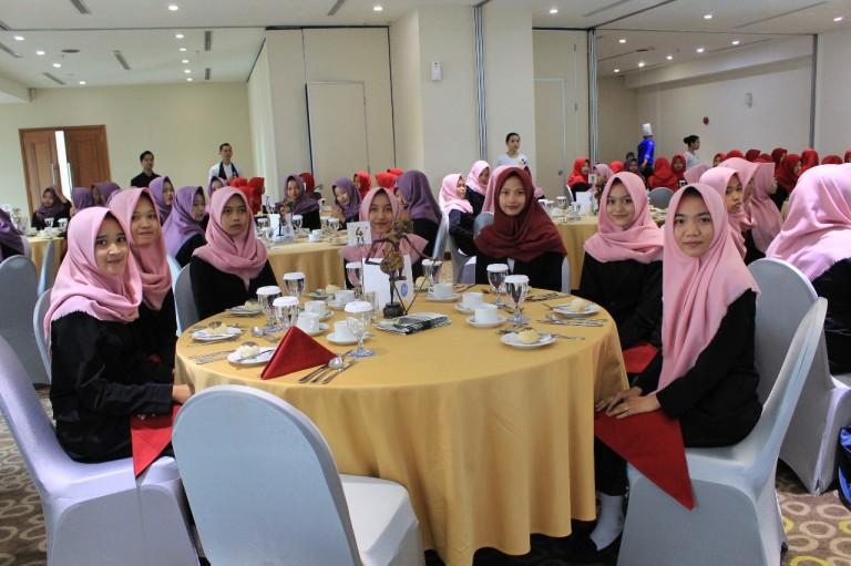 Table Manner SMK Muhammadiyah Purwodadi