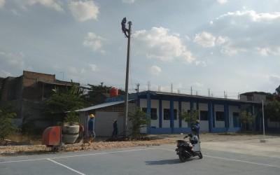 Melengkapi Sarana dan Prasarana Kampus 2 SMK Muhammadiyah Purwodadi