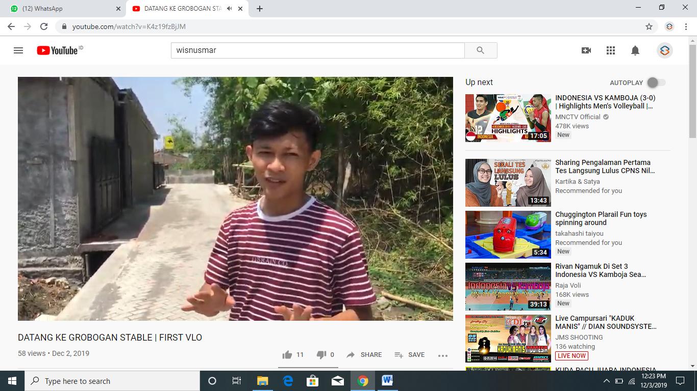 SMK Muhammadiyah Purwodadi Wisnu