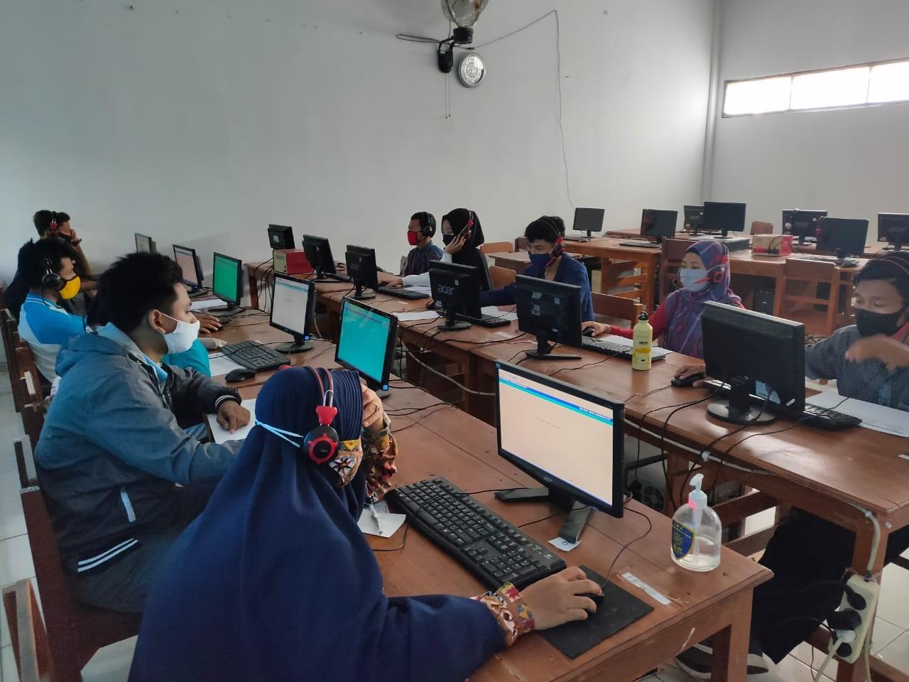 SMK Muhammadiyah Purwodadi TOEIC