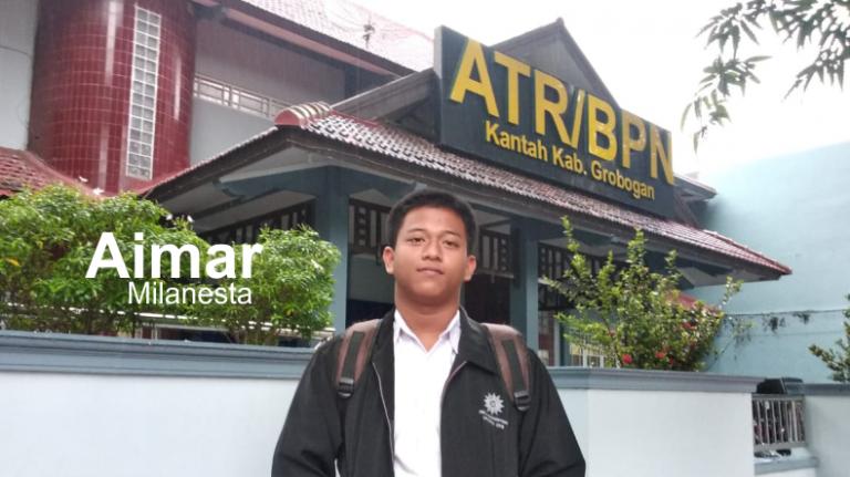 SMK Muhammadiyah Purwodadi Aimar Milanesta