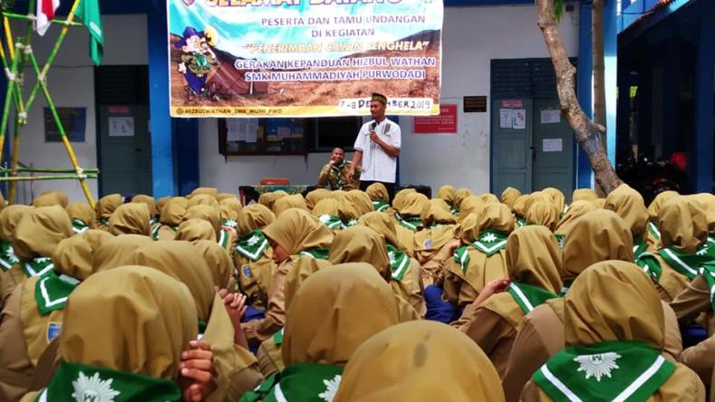 SMK Muhammadiyah Purwodadi Hizbul Wathan
