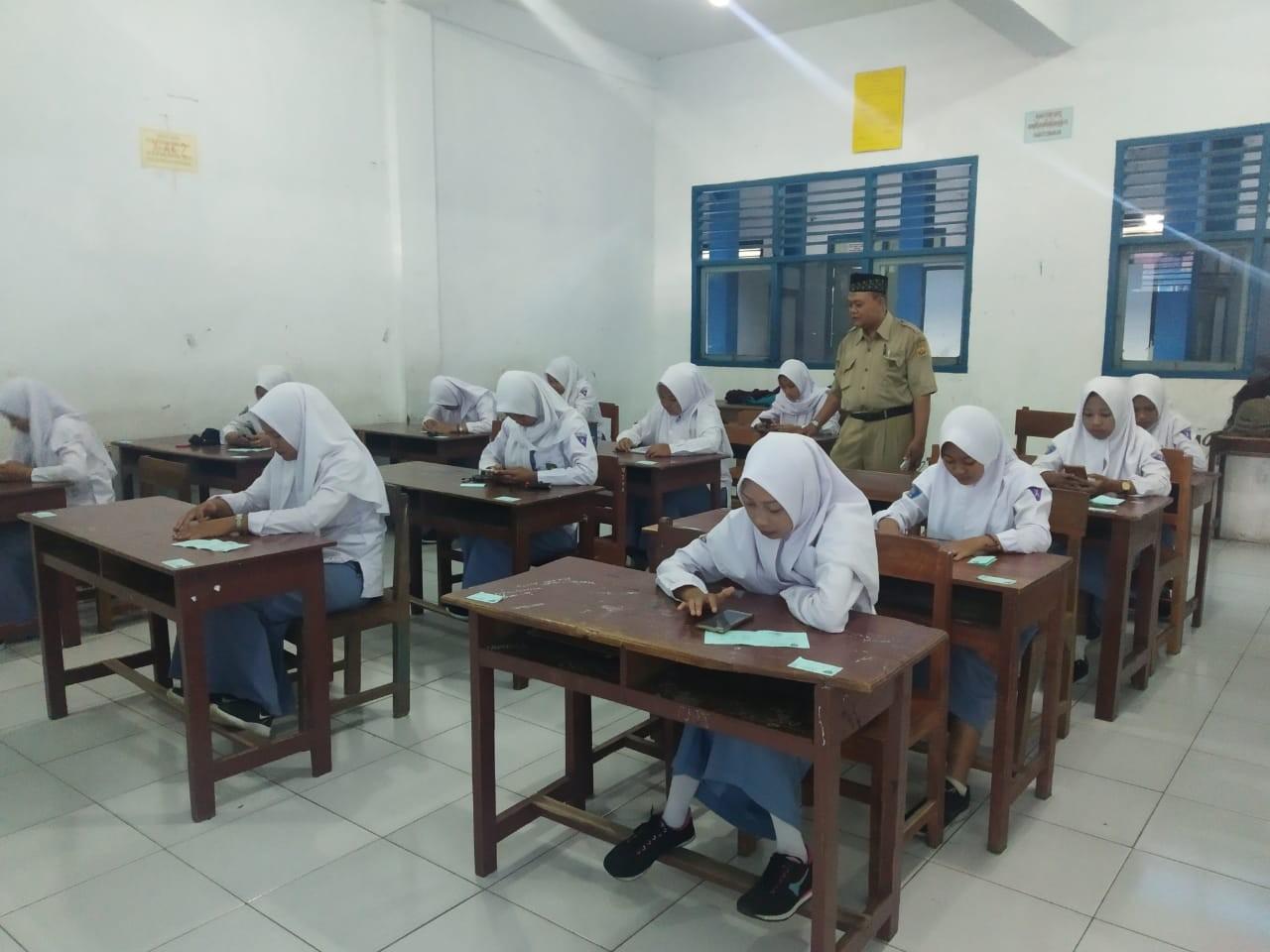 SMK Muhammadiyah Purwodadi Ujian Berbasis Android